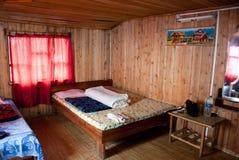 Una stazione turistica a Rishap Fotografia Stock Libera da Diritti