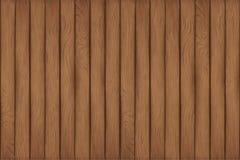 Una struttura delle plance di legno illustrazione di stock