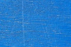 Una struttura di superficie di legno azzurrata Fotografia Stock Libera da Diritti