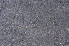 Una struttura fresca dell'asfalto immagini stock