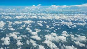 Una suavidad se nubla y cielo Imágenes de archivo libres de regalías