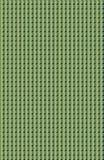 Una superficie dimensionale pulita di verde fotografia stock libera da diritti