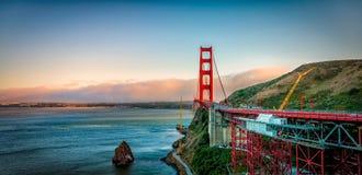 Una tarde en San Francisco Imagen de archivo libre de regalías