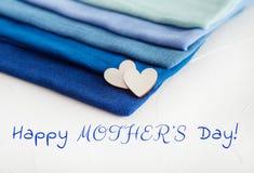 Una tarjeta feliz del día del ` s de la madre Fotos de archivo libres de regalías