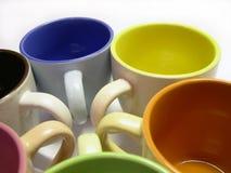 Una taza Imagen de archivo