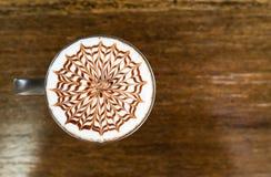 Una taza de café imagenes de archivo