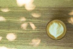 Una taza de café en un vector foto de archivo libre de regalías