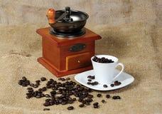 Una taza de caffee Fotos de archivo