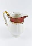 Una taza de leche para el café Foto de archivo