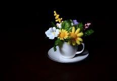 Una taza de primavera Fotografía de archivo libre de regalías