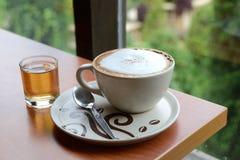 Cappuccino Fotos de archivo
