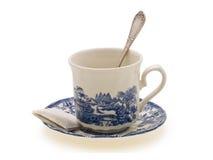 Una taza de té Foto de archivo