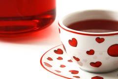 Una taza preciosa de té Imagen de archivo
