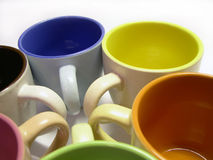 Una tazza Immagine Stock
