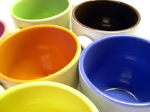 Una tazza Fotografia Stock