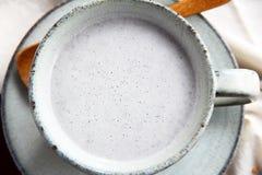 Una tazza della bevanda Fotografia Stock