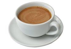 Una tazza della bevanda Fotografie Stock