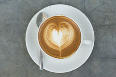 Una tazza di amore Immagine Stock Libera da Diritti