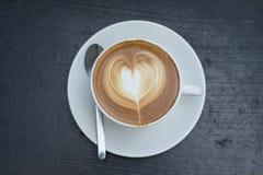 Una tazza di amore Immagini Stock Libere da Diritti