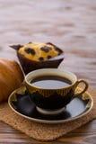 Una tazza di caffè Immagine Stock