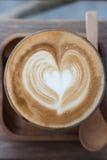 una tazza di caffè d'annata Immagine Stock
