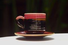 Una tazza di caffè squisito Fotografie Stock Libere da Diritti