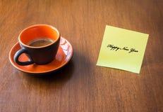 Una tazza di coffe Fotografie Stock