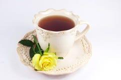 Una tazza di tè Fotografia Stock Libera da Diritti