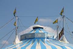 Una tenda di circo Immagine Stock
