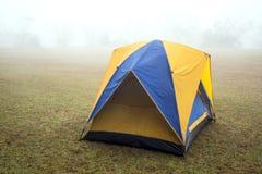 Una tenda turistica Fotografia Stock