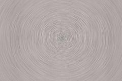 Una textura cepillada del metal en un efecto del remolino Imagenes de archivo
