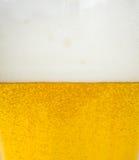 Una textura de la cerveza lagar Fotografía de archivo libre de regalías