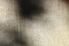 Una textura de la madera contrachapada vieja con un diverso tracery de la sombra 3 Imagenes de archivo