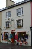 Una tienda en Irlanda imagen de archivo
