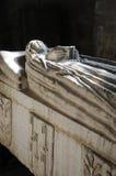 Una tomba immagine stock libera da diritti