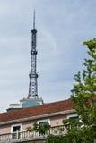 Una torre de la señal Imagenes de archivo