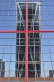 Una torre di Kio riflessa Immagini Stock