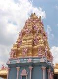 Una torre indiana santa del tempio immagine stock libera da diritti
