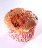 Una torta hecha a mano deliciosa de la taza Imagen de archivo libre de regalías
