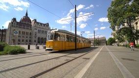 Una tranvía corre en Budapest metrajes