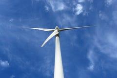 Una turbina di vento. Fotografia Stock Libera da Diritti