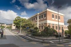 Una universidad del edificio de Messina Fotografía de archivo