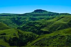 Una valle di 1000 colline Fotografie Stock Libere da Diritti