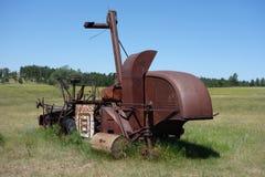 Una vecchia associazione nel Dakota del Sud Fotografia Stock