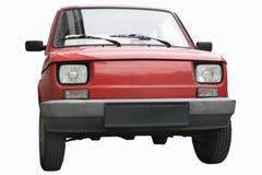 Una vecchia automobile - autorizzazione 126p fotografia stock libera da diritti