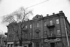 Una vecchia casa Fotografie Stock Libere da Diritti