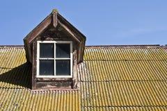 Una vecchia finestra Immagini Stock