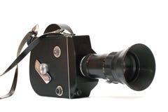Una vecchia macchina fotografica Fotografia Stock Libera da Diritti