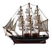 Una vecchia nave Fotografia Stock Libera da Diritti