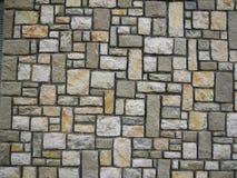 Una vecchia parete Immagini Stock Libere da Diritti